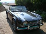 1963 Triumph TR4