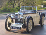 1932 MG F Type Magna Cream Brown Ian Ross