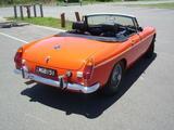1973 MG MGB MkII
