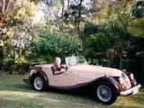1981 Morgan 4 4 Coffee Cream Keith Williams
