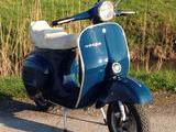 1980 Vespa ET3 3 port Marine Blue Davide Ferrari