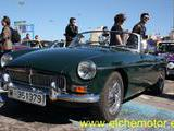 1963 MG MGB MkI BRITISH RACING GREEN DART MANUEL MORENO