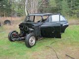 1959 MG Magnette ZB Varitone Black Tomas Jaksch