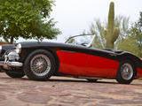 1962 Austin Healey 3000 BT7