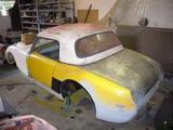 1961 Austin Healey Bugeye Sprite