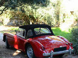 1959 MG MGA Twin Cam CHARIOT RED Daniel api