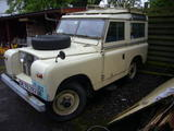 1963 Land Rover 88SW