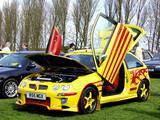 2003 MG ZR 160