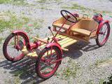 1919 CycleKart American Red Tom Bartlett