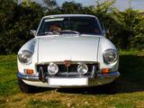 1973 MG MGB GT Old English White Mario Psaila