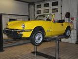 1978 Triumph Spitfire 1500 Inca Yellow Johannes Sacherer