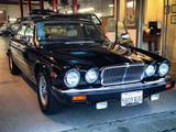 1984 Jaguar XJ Vanden Plas