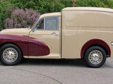 1967 Morris Minor Series II Van