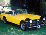 1974 MG Midget Dodge Viper Yellow Kelly B