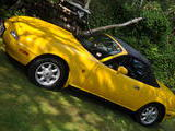 1991 Mazda MX 5 NA Yellow Philip Holloway