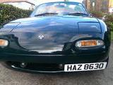 1992 Mazda MX 5 Neo Green Andy White
