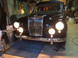 1956 MG Magnette ZA Dark Blue Jorge Lino