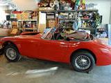 1964 Austin Healey 3000 BT7