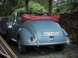 1960 Morris 850 Blue Tanya K