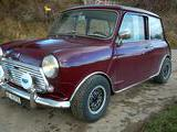 1968 Austin Mini Cooper Bordeaux Ulrich Zbinden