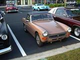 1978 MG D Type Midget