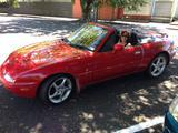 1994 Mazda MX 5 Classic Red Colin Partington