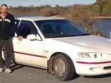 1995 Ford Falcon WHITE With Red XR6 Badging Raymond Brady