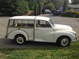 1959 Morris Minor Traveller WHITE Chris T