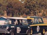 1964 Mini Cooper S BRG White Ross Hudson