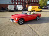 1973 MG MGB MkIII Red Boris Kolchev