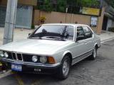 1984 BMW 735i Silver Juan Perez