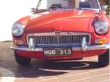 1968 MG MGB MkI