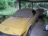 1980 Triumph TR7 Drophead