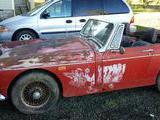1969 MG Midget MkII