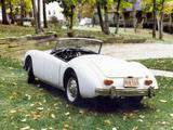 1962 MG MGA 1600 Rust Mike Greener