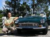 1969 MG MGB Green Rogerio Simoes