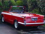 1965 Triumph Vitesse 6 Red Steve Campin
