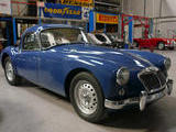 1959 MG MGA Twin Cam Coupe BLUE MINERAL Daniel api