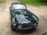 1961 MG MGA 1600 De Luxe