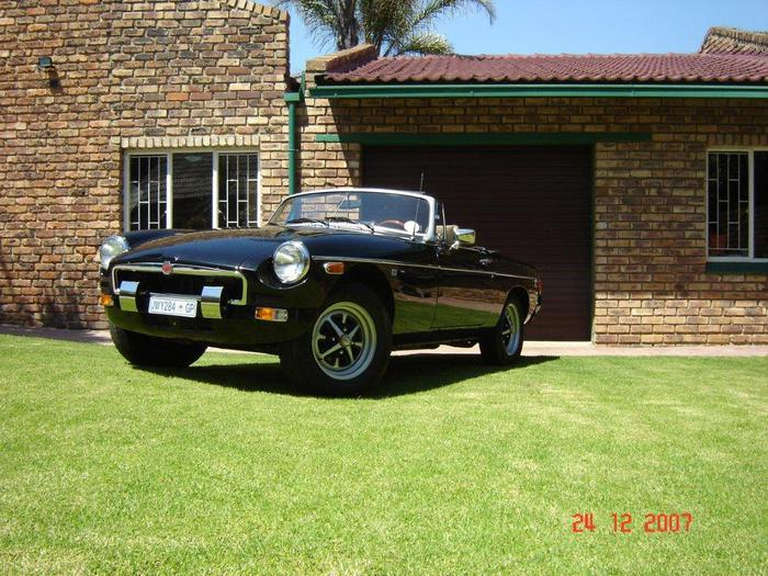 MGB Turbo : MGB & GT Forum : MG Experience Forums : The MG Experience