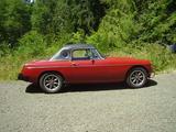 1965 MG MGB V6 Conversion