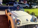 1958 Triumph TR3A Primrose Yellow Rich N