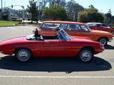 1967 Alfa Romeo Giulia Spider Russo John Giuffre