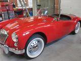 1956 MG MGA 1500 Red Dominique Delarue