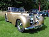 1949 Triumph 2000 Roadster Metallic Gold Stephen Rand