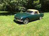1974 MG MGB V6 Conversion British Racing Green Alec Stuckey