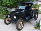 1925 Ford Model T Black Steve S