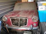 1963 MG 1100 Red Guy Gilbert