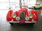 1951 Jaguar XK120 Red Brian Noriega