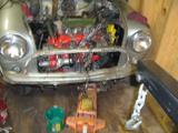 1963 Austin Mini Silver Joe S